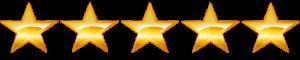 Ottime Recensioni, Consigliato 5 stelle