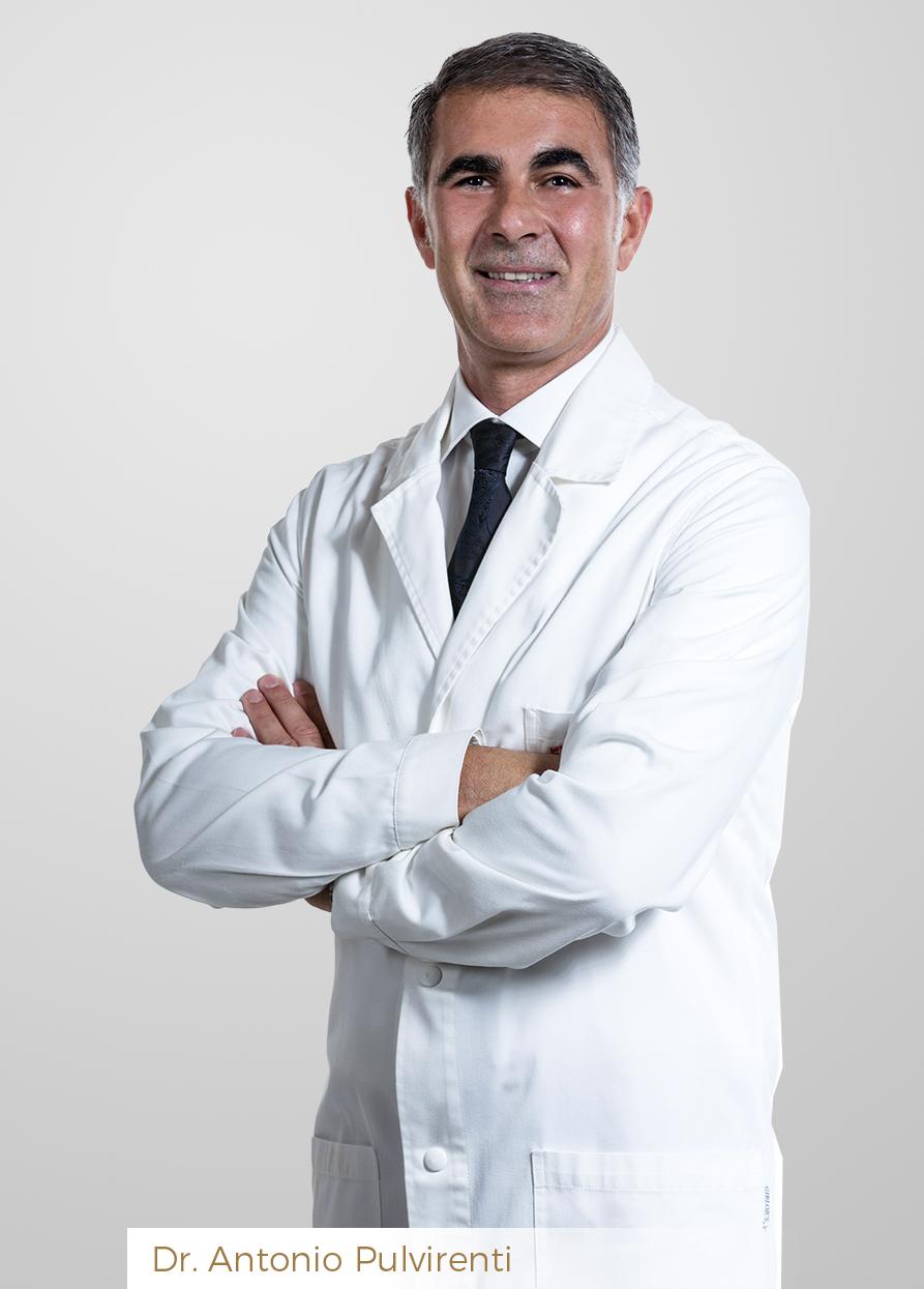 Dottor Antonio Pulvirenti Medico Estetico Specialista nel ringiovanimento del viso.